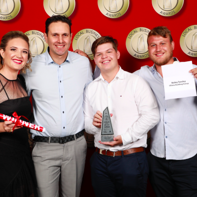 Ultima Building Group Wins Local Business Awards